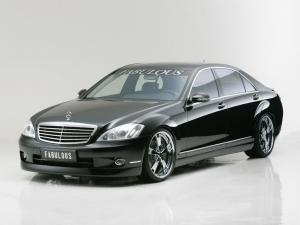 Mercedes-Benz S-Class by Fabulous 2010 года
